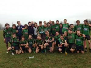 North Dorset RFC U16